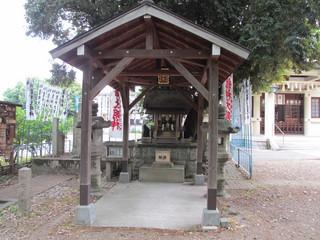 六所神社内龍神社