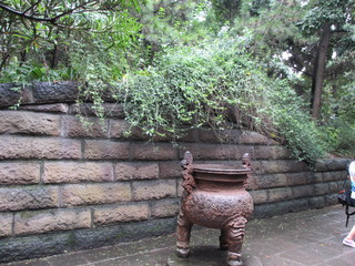 劉備玄徳の墓