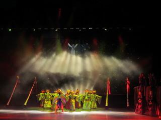 チベット民族ショー03