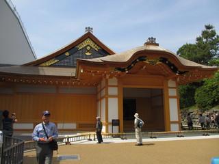 名古屋城201301